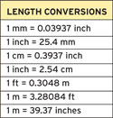 thermal-length-conversions