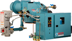 Webster Combustion Boiler Burners