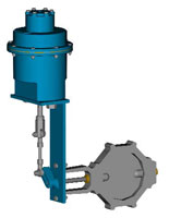 Wafer Butterfly Valves – Pyronics<sup>®</sup> Models WBV-MANUAL, WBV-CMAP, WBV-CPAP