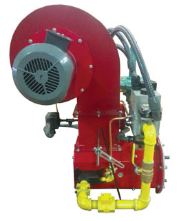 PYR-TFR Package Immersion Tube Burner